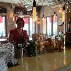 Photo taken at The Clock Bar by CRUZ on 5/17/2013