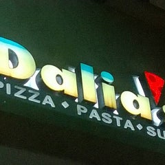 Photo taken at Dalia's Pizza, Pasta and Subs by Rebekah M. on 7/31/2014