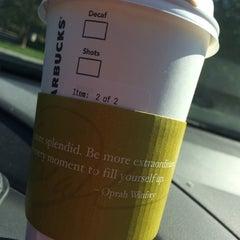Photo taken at Starbucks by Sandi S. on 5/4/2014