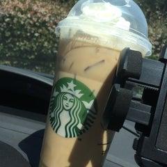 Photo taken at Starbucks by Sandi S. on 8/27/2014
