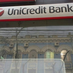 Photo taken at UniCredit Bank by Ilia N. on 3/28/2014