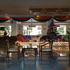 Photo taken at Beverly Plaza Hotel Pattaya by Stas G. on 12/19/2013