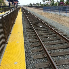 Photo taken at Oceanside Transit Center by Armando T. on 6/23/2013