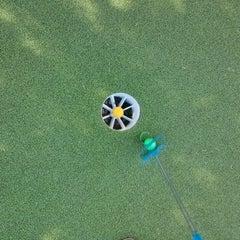 Photo taken at Mulligans Golf & Games by Jon C. on 8/8/2013