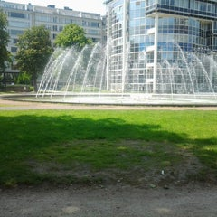 Photo taken at Zuidpark | Koning Albertpark by Chris S. on 6/6/2013