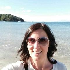 Photo taken at Waiheke Island by Luana B. on 4/14/2015