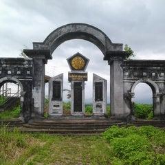 Photo taken at Museum Diponegoro Magelang by Danastri R. on 2/13/2015