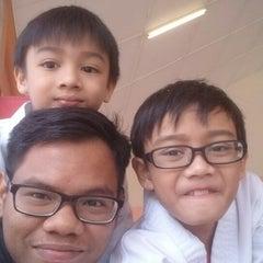 Photo taken at Sekolah Kebangsaan Taman Desaminium Seri Kembangan Selangor by Aliff Firdaus on 3/7/2015