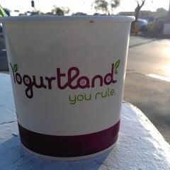 Photo taken at Yogurtland by JJ G. on 6/13/2013