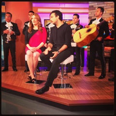 Photo taken at Univision Tower by Paulette M. on 9/26/2013