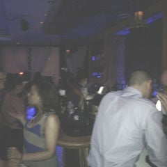 Photo taken at Escape 123 Lounge by Denise R. on 5/19/2013