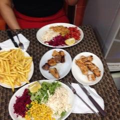 Photo taken at Millenium Kebab House by Begüm S. on 9/1/2015