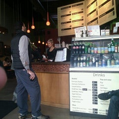 Photo taken at The Noodle Box by Valerie H. on 12/4/2012
