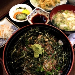 Photo taken at 和食料理 花邨 by Matio M. on 10/29/2014