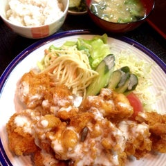 Photo taken at 和食料理 花邨 by Matio M. on 6/9/2014