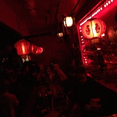 Photo taken at Chop Suey by Mooseboots on 12/15/2012