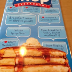 Photo taken at IHOP by Cory W. on 9/8/2013
