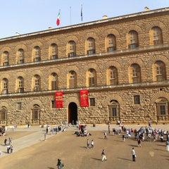 Photo taken at Palazzo Pitti by Irene M. on 4/30/2013