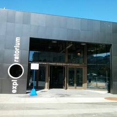 Photo taken at Exploratorium by Alan L. on 5/24/2013