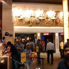 Photo taken at INOX Movies by Andy C. on 2/24/2013