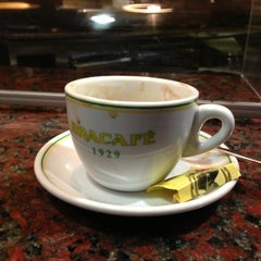 Photo taken at Bracafé by M P. on 2/28/2013