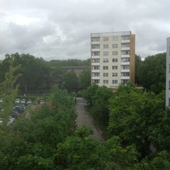 Photo taken at Holiday Inn Berlin City West by Levent D. on 5/22/2013