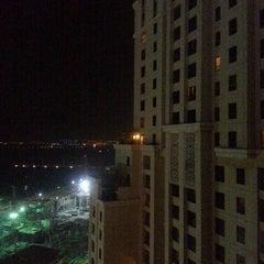 Photo taken at Amwaj Rotana by Violetta S. on 7/16/2013
