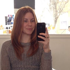 Photo taken at Luxe Salon & Spa by Sophie S. on 3/17/2014