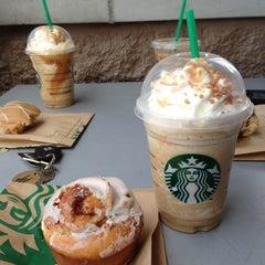 Photo taken at Starbucks by Michelle M. on 5/3/2013