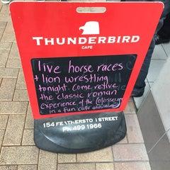 Photo taken at Thunderbird by Gareth P. on 12/2/2014