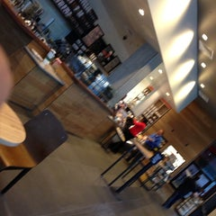 Photo taken at Starbucks by alfred f. on 9/10/2013