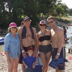 Photo taken at Don's Fish Camp by John W. on 7/12/2014
