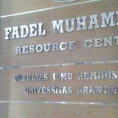 Photo taken at Fakultas Ilmu Administrasi (FIA) by Desy P. on 5/21/2013