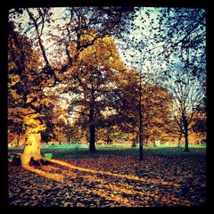 Photo taken at Greenwich Park by Michael A. on 11/11/2012