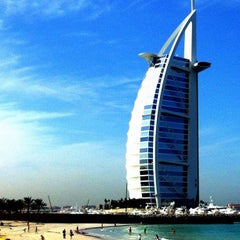 Photo taken at Burj Al Arab by Daniel A. on 12/20/2012
