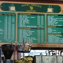 Photo taken at Royal Ground Coffee by Sally Ann B. on 4/11/2013