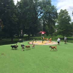 Photo taken at Buchanan Park by Clark on 6/28/2015