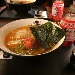 Photo taken at Daruma Ramen House 達磨日本拉麵 by Welson T. on 8/7/2014