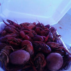 Photo taken at Crawfish Festival by Melissa B. on 5/4/2013