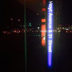 Photo taken at MTA Bus - M60 (LaGuardia Airport) - Astoria Blvd @ 32nd by MilesAbound on 10/9/2014