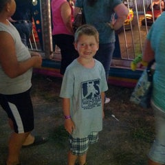 Photo taken at Ionia Fairgrounds by Bill on 7/21/2013