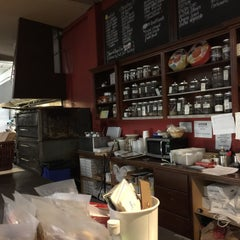 Photo taken at The Novel Cafe by Jon S. on 5/29/2015