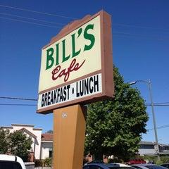 Photo taken at Bill's Cafe by Jon S. on 6/8/2013
