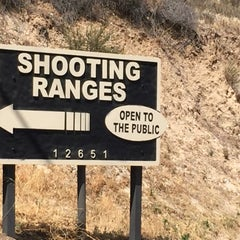 Photo taken at Angeles Shooting Ranges by Jon S. on 5/29/2015
