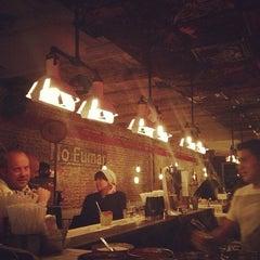 Photo taken at Oficina Latina by Burcu S. on 11/9/2012