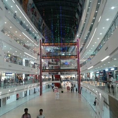Photo taken at Brookefields Mall by Sreekanth P. on 3/5/2014
