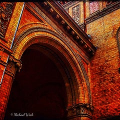 Photo taken at S Anhalter Bahnhof by Michael W. on 5/16/2013