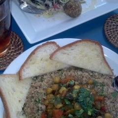 Photo taken at Chakra 4 Vegetarian Restaurant by Jenene S. on 5/10/2013