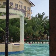 Photo taken at Agus hotel by PapiRafi on 3/22/2014