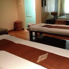Photo taken at Mandara Spa @ Sunway Resort Hotel by Mychelle T. on 6/28/2013
